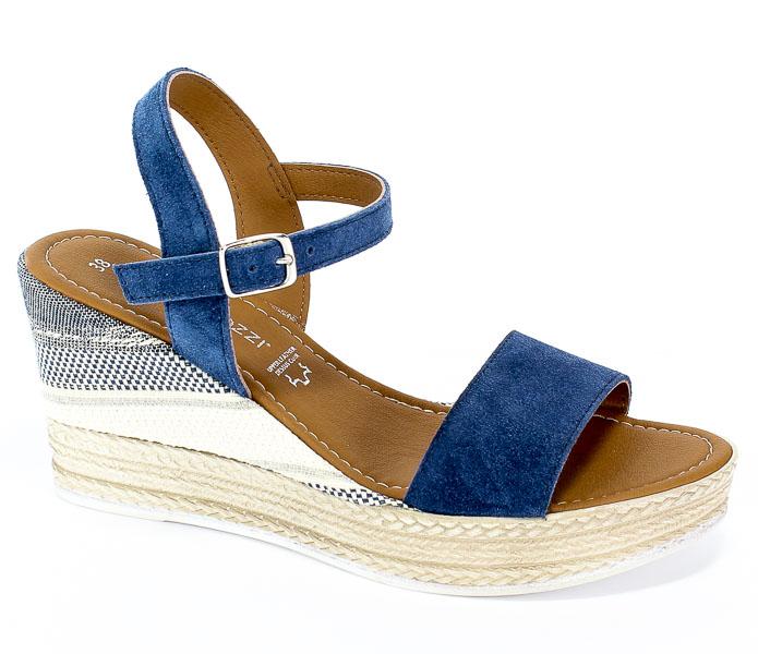 Sandały Marco Tozzi 2-28347-22 802 Denim