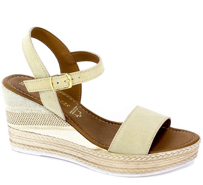 Sandały Marco Tozzi 2-28347-22 355 Sand