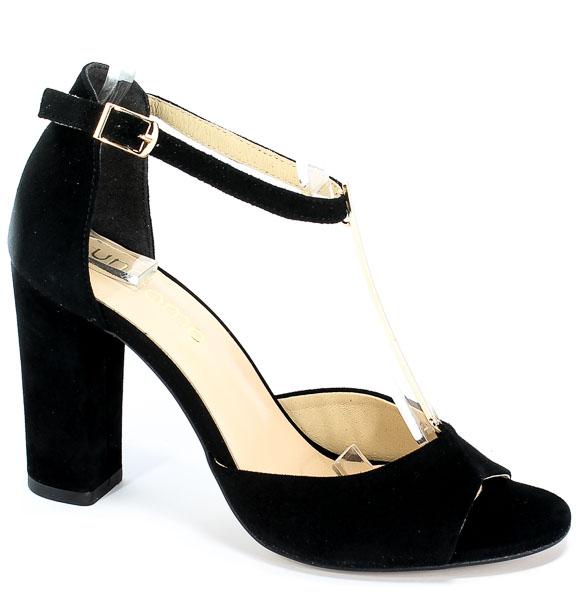 Sandały Uncome 24089 Nero