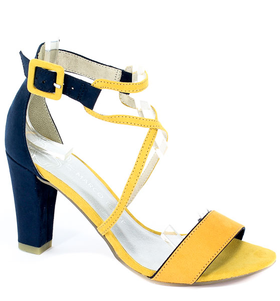 Sandały Marco Tozzi 2-28317-22 656 Safron Comb
