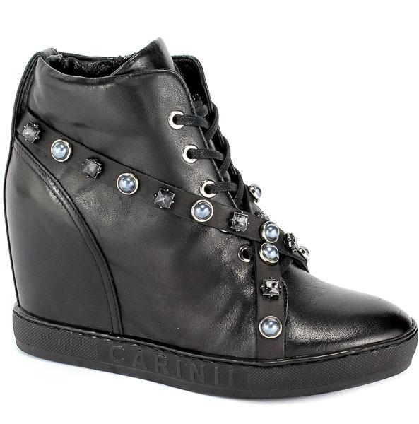 Sneakersy Carinii B5048-E50-000-000-B88 Czarny