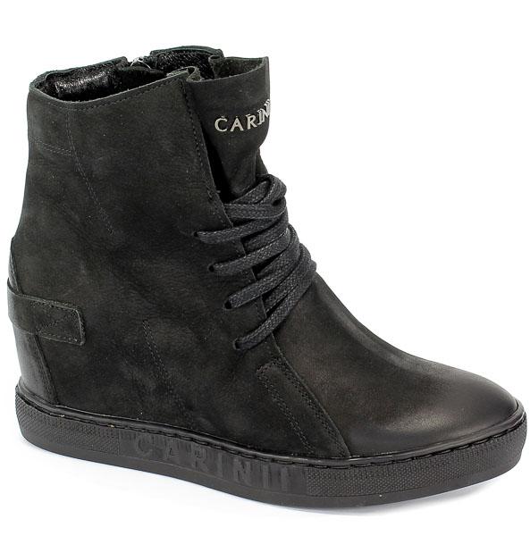 Sneakersy Carinii B3519/NS-360-000-PSK-B88 Czarny