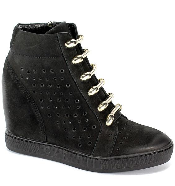 Sneakersy Letnie Carinii B4304-360-000-000-B88 Czarny