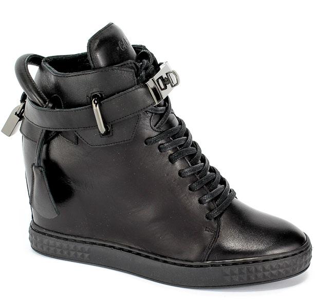Sneakersy Carinii B3768/CN-E50-000-PSK-B88 Czarny