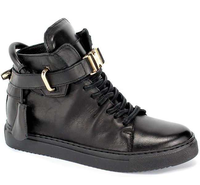 Sneakersy Carinii B3770-E50-000-PSK-B67 Czarny