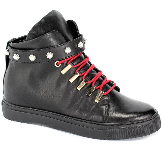 Sneakersy Carinii B5000/Z-E50-000-PSK-B67 Czarny