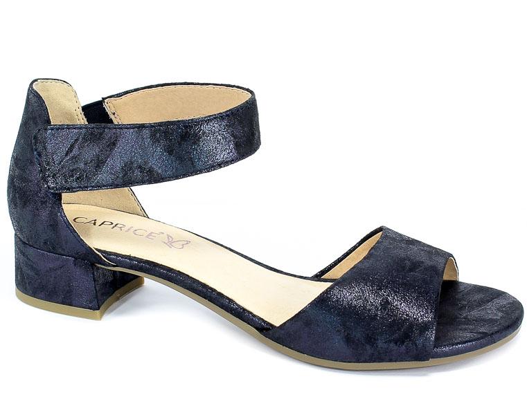 Sandały Caprice 9-28212-22 862 Ocean Shin.Sue