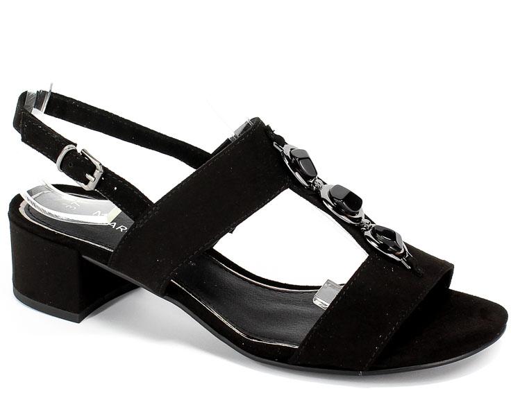 Sandały Marco Tozzi 2-28200-22 001 Black