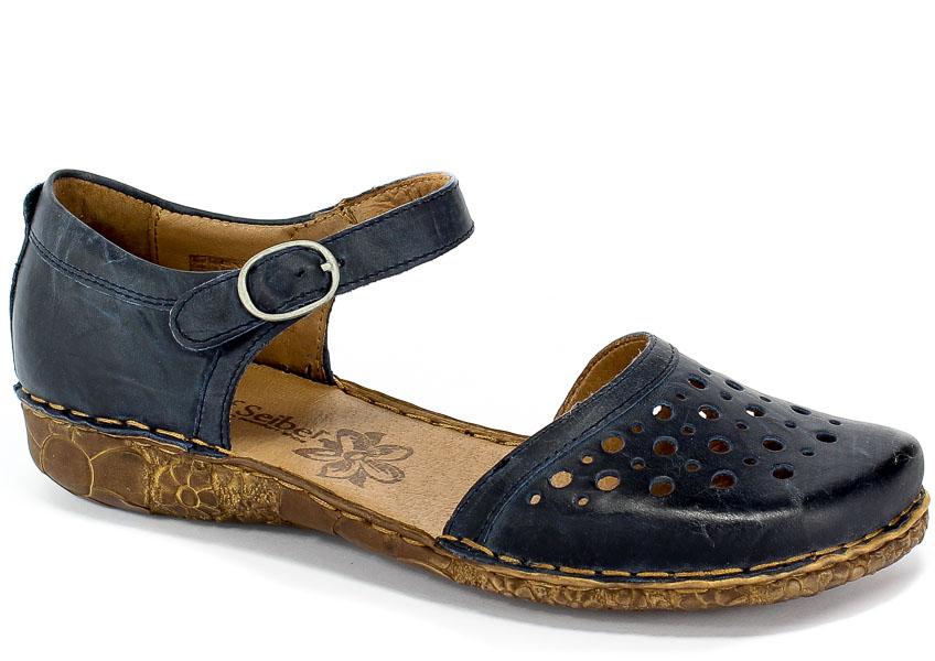 Sandały Josef Seibel 79519 95 500 Rosalie 19 Blau