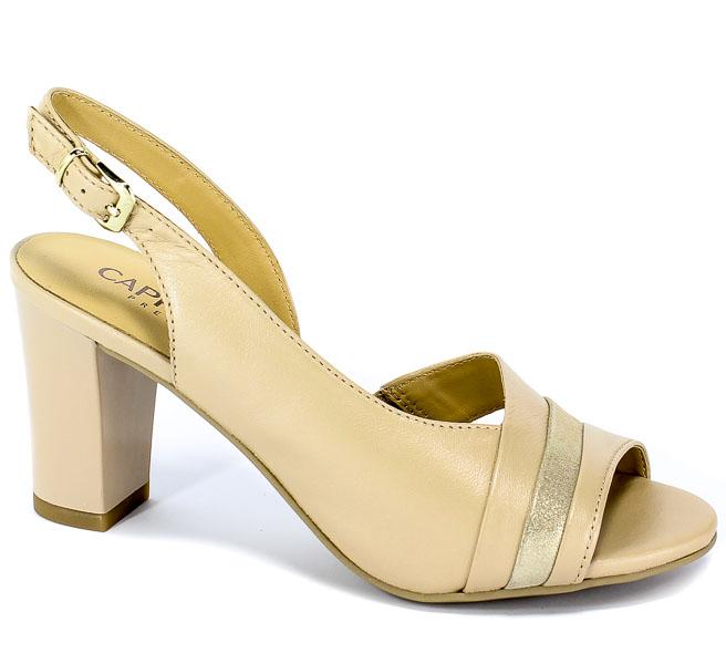 Sandały Caprice 9-28314-22 403 Beige Multi