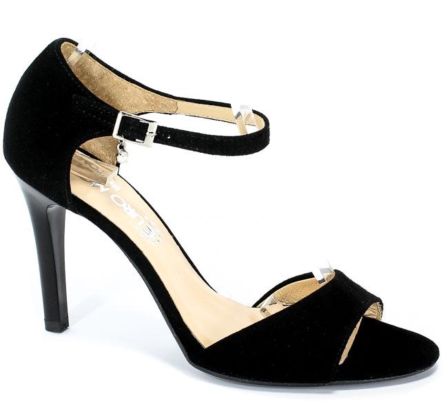 Sandały Tomex 1513 Czarny Z