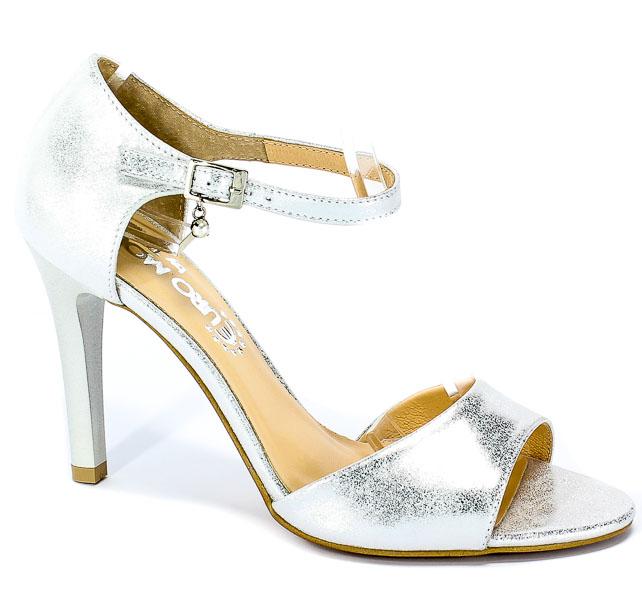 Sandały Tomex 1513 Srebrny