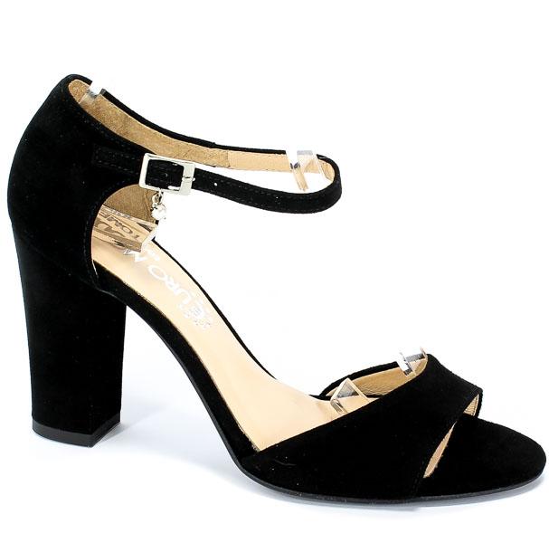 Sandały Tomex 1511 Czarny Z.