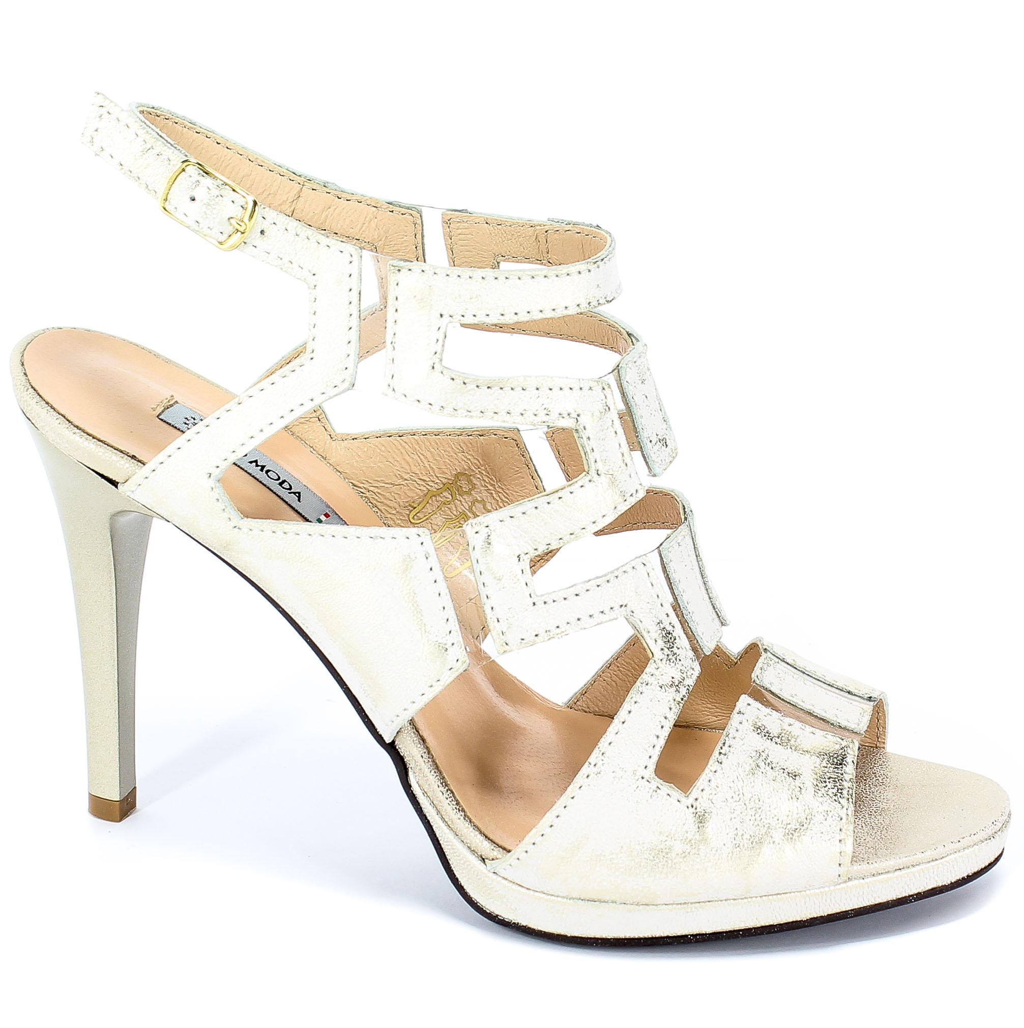Sandały Euro Moda Lib 9310 100