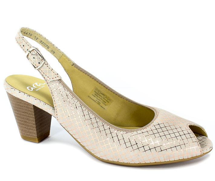 Sandały Ara 12-32076 09H Puder