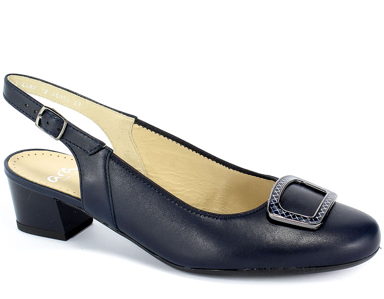Sandały Ara 12-35865 02H Blau