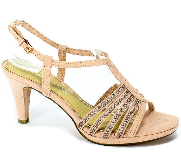 Sandały Marco Tozzi 2-28303-22 596 Rose Comb