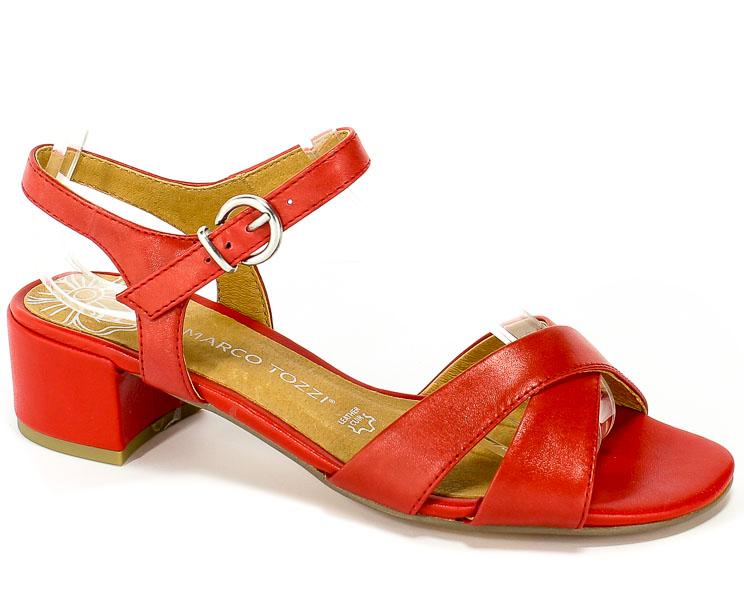 Sandały Marco Tozzi 2-28216-22 533 Chili