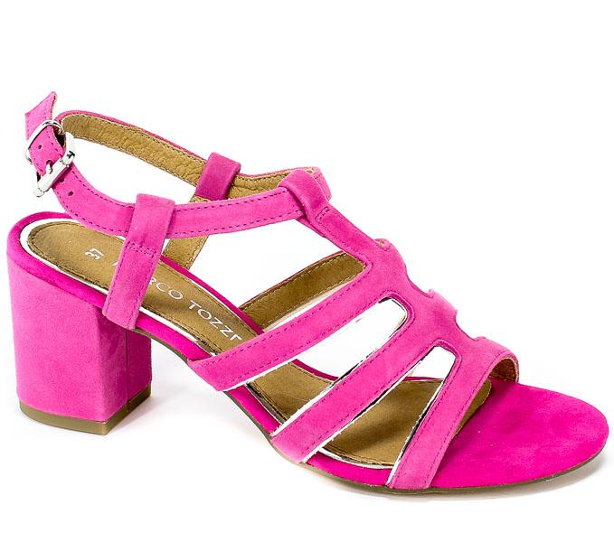 Sandały Marco Tozzi 2-28350-22 514 Pink Comb