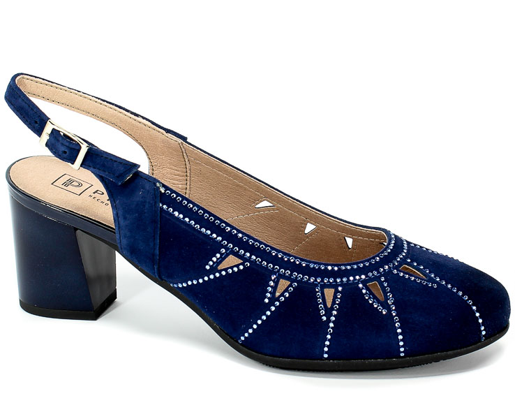 Sandały Pitillos 5554 Marino