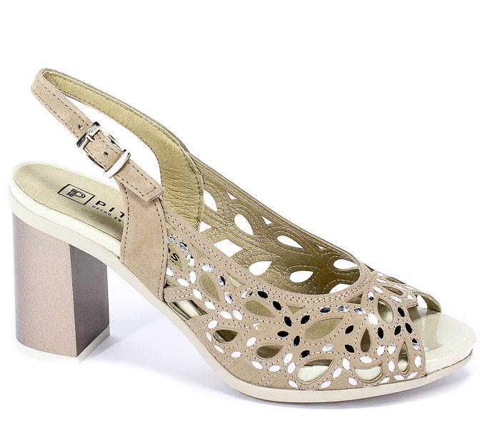 Sandały Pitillos 5581 Piedra