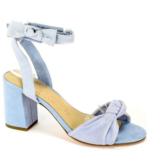 Sandały Tamaris 1-28308-22 858 Bleu.