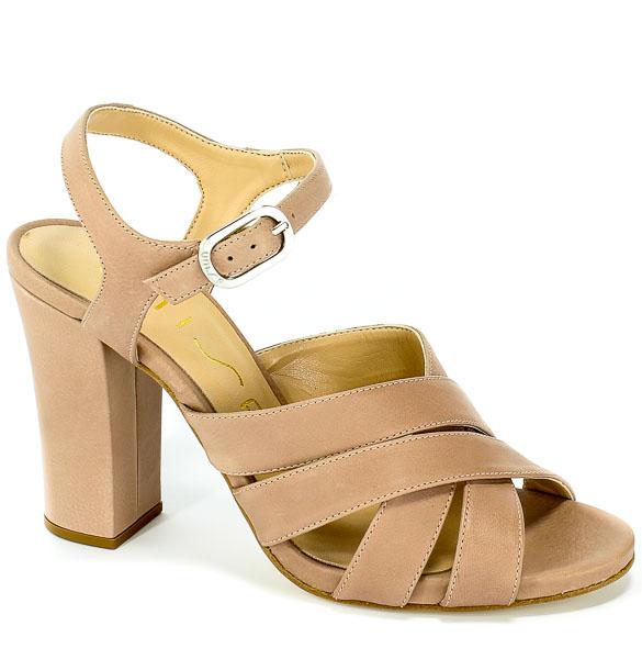 Sandały Unisa Yanai Sty Printemps Softy S