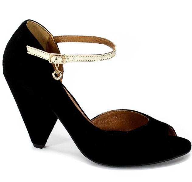 Sandały Fabio Fabrizi 811 Czarny