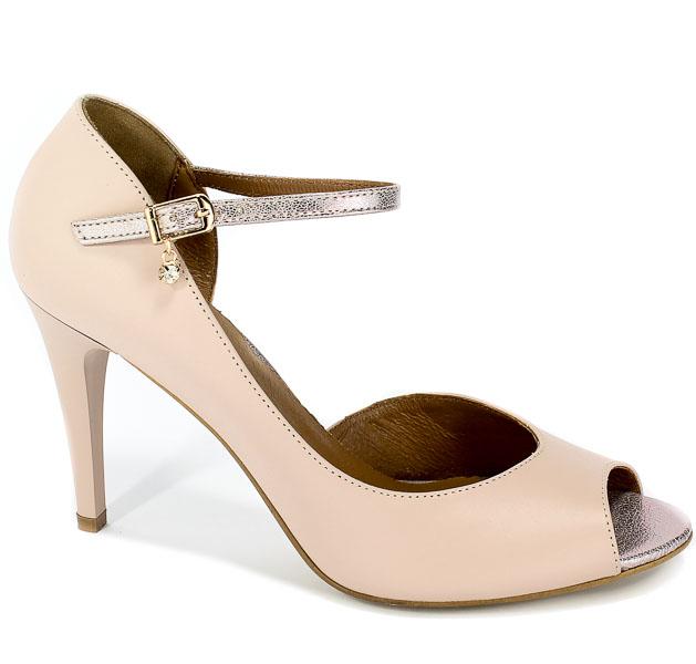 Sandały Fabio Fabrizi 817 Róż