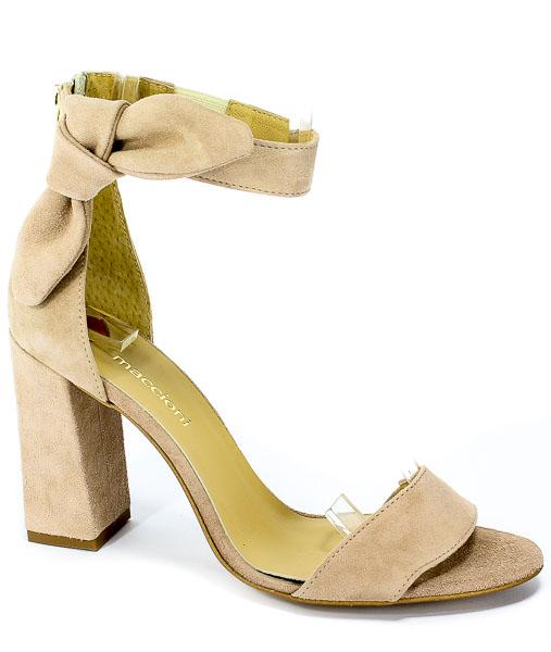 Sandały Maccioni 817 Beżowy