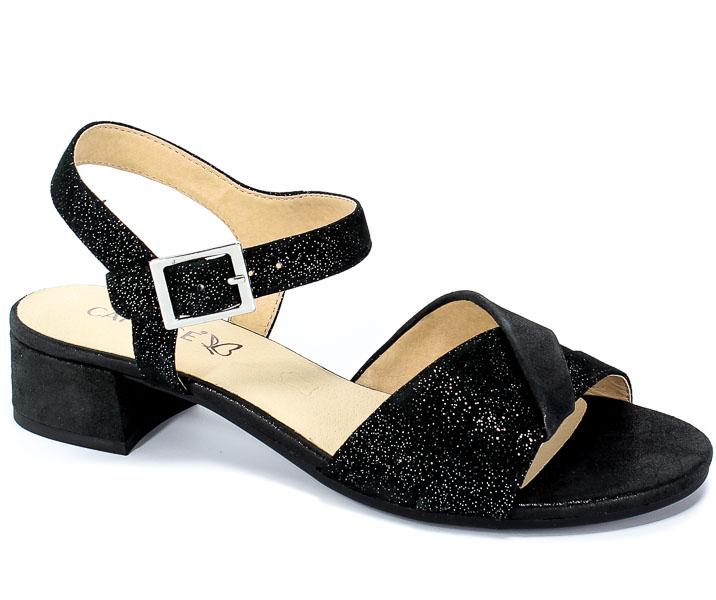 Sandały Caprice 9-28203-22 019 Black Comb