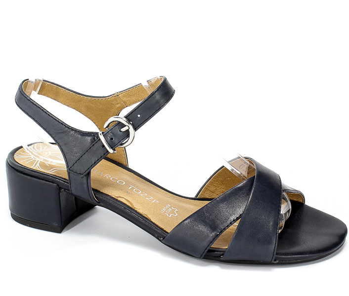 Sandały Marco Tozzi 2-28216-22 805 Navy