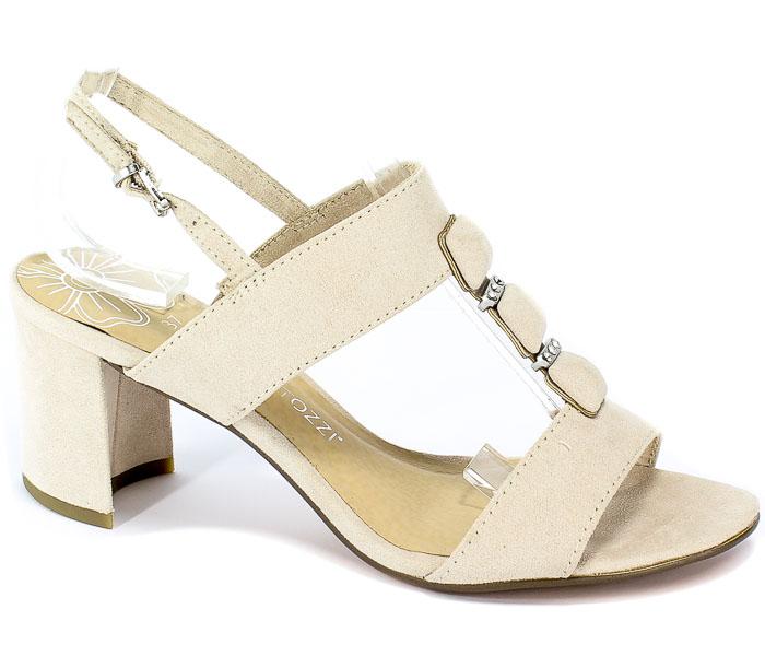 Sandały Marco Tozzi 2-28307-22 404 Dune