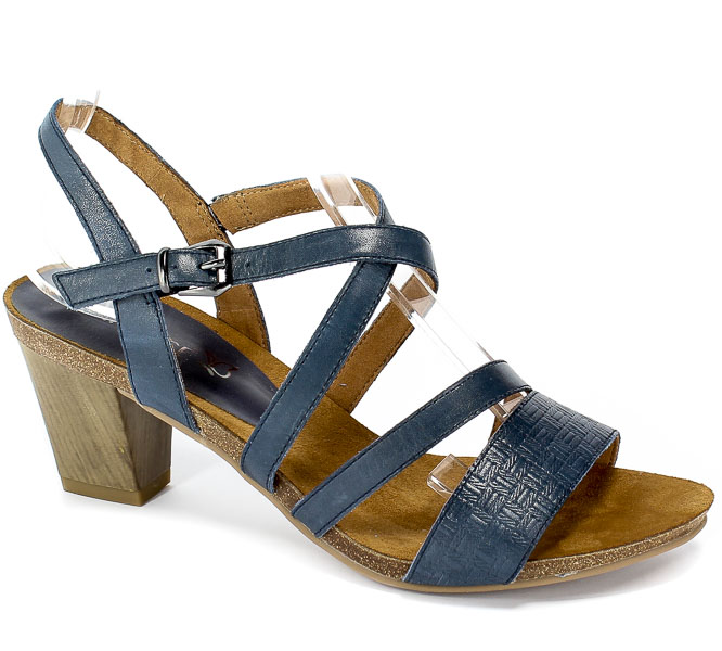 Sandały Caprice  9-28305-22 855 Ocean Nappa