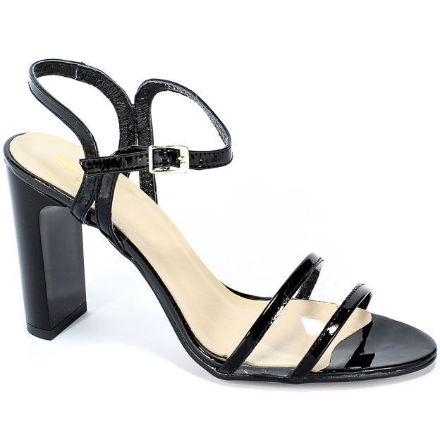 Sandały Kordel 1828 Czarny016