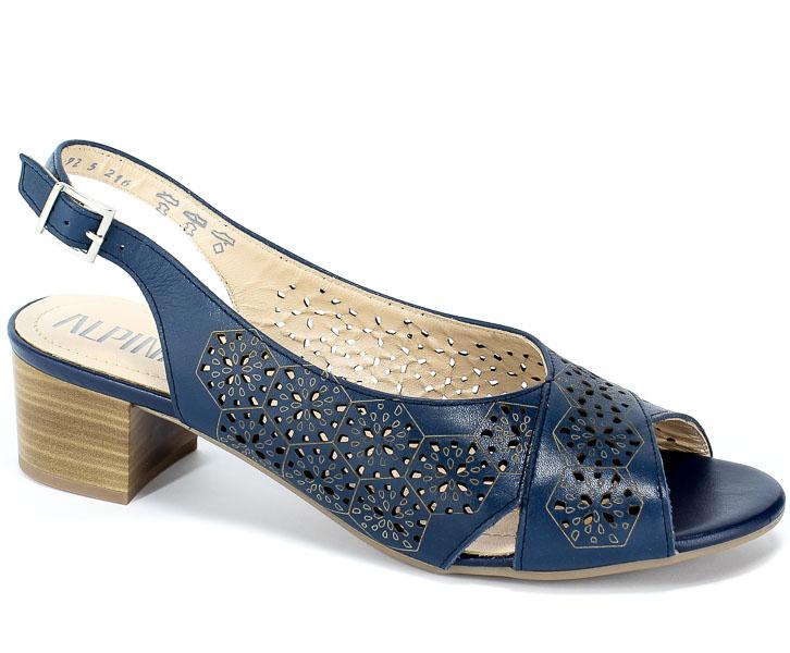 Sandały Alpina 9K37-2 Blue