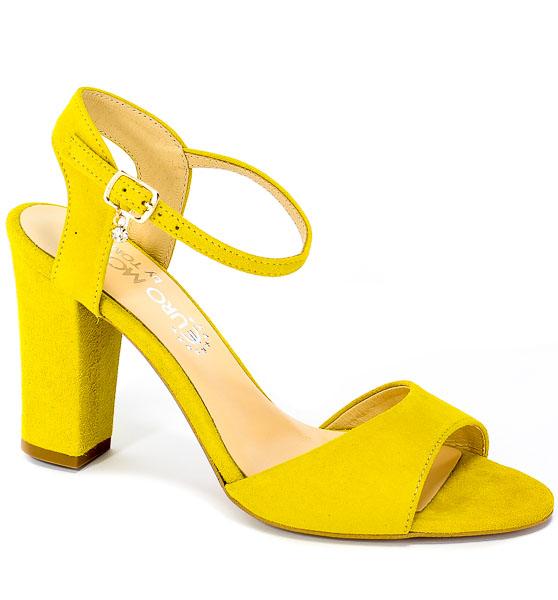 Sandały Tomex 1508 Zółty Z