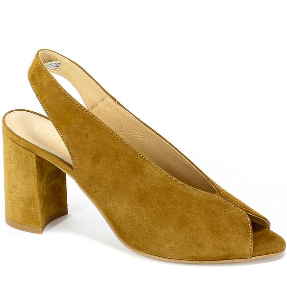 Sandały Uncome 28107 Camel