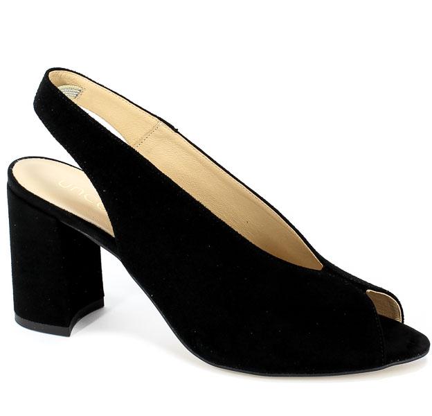Sandały Uncome 28107 Nero
