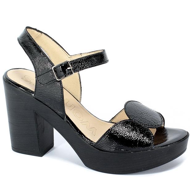 Sandały Wonders L-9150 Negro