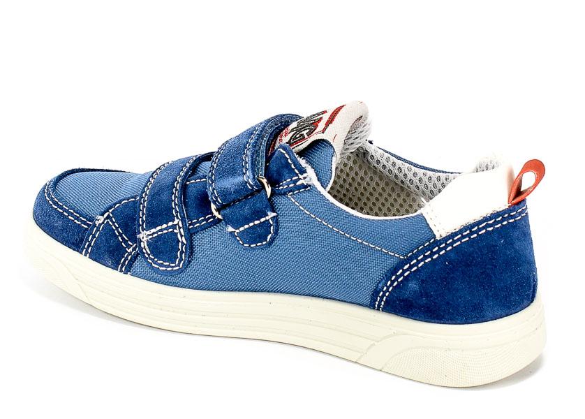 Półbuty Primigi 3383611 Scamos/T.Tecnic/Blue r.27-30
