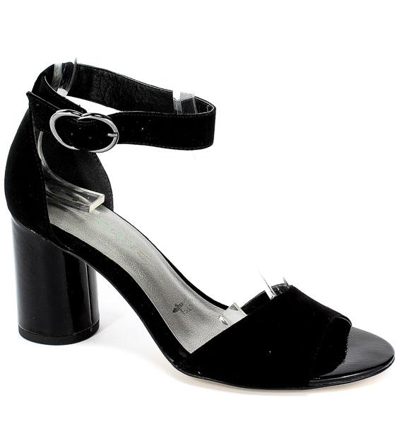 Sandały Tamaris 1-28021-32 001 Black