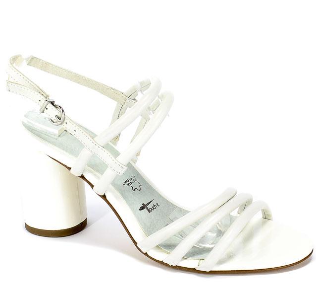 Sandały Tamaris 1-28034-32 109 Off White