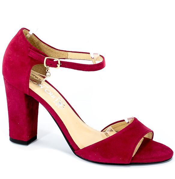 Sandały Tomex 1511 Amarant Z