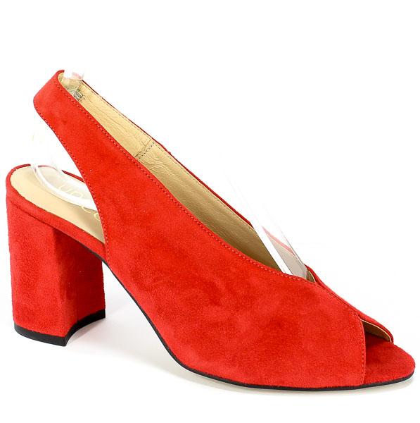 Sandały Uncome 28107 Rosso