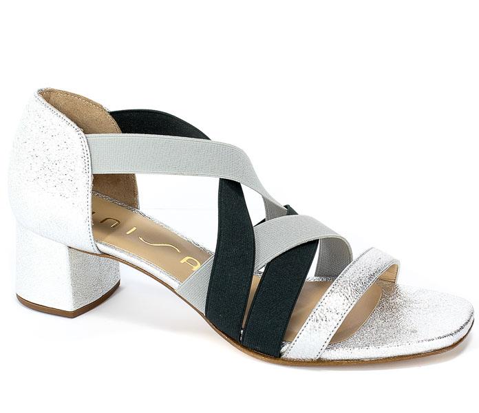 Sandały Unisa Kigala Se Silver Selenium S