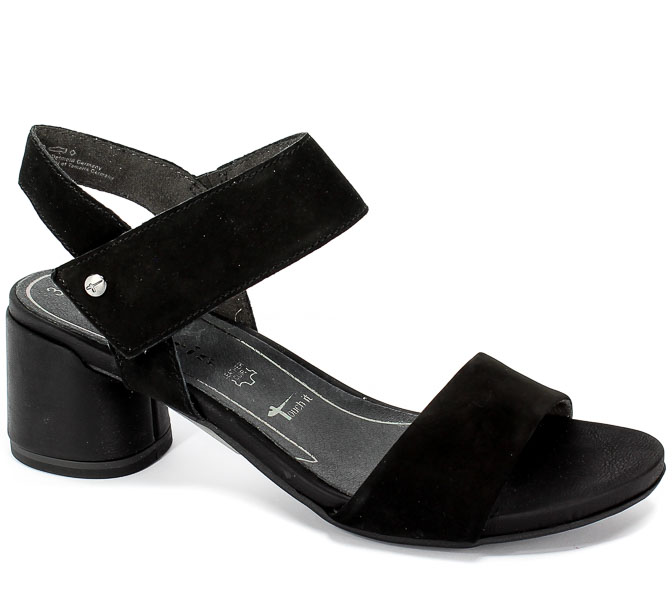 Sandały Tamaris 1-28010-32 001 Black