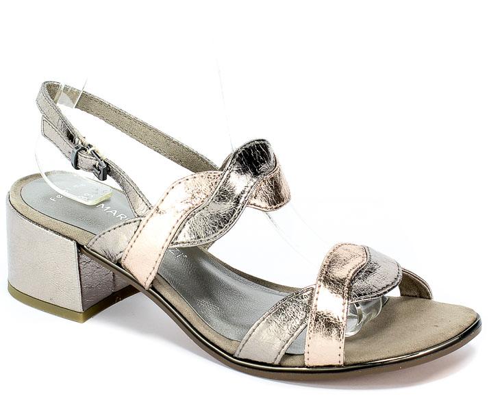 Sandały Marco Tozzi 2-28203-32 966 Pewter Comb