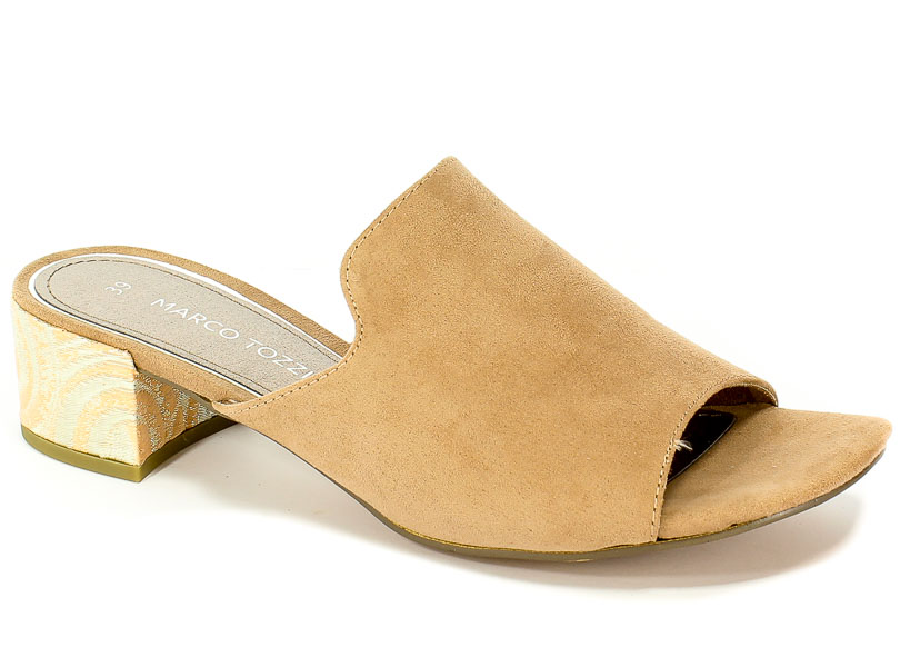 Sandały Marco Tozzi 2-27227-32 478 Nude Comb