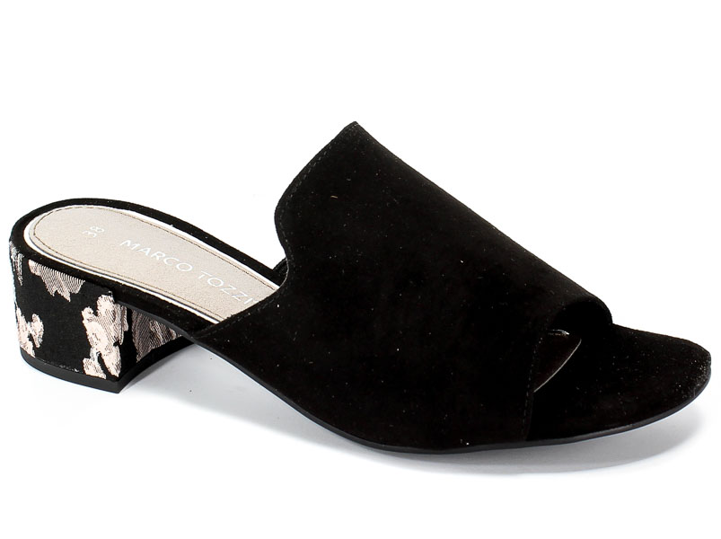 Sandały Marco Tozzi 2-27227-32 098 Black Comb